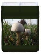 Mushrooms Duvet Cover