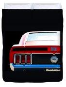 Mustang Mach 1 Duvet Cover