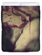 My Blood And Tears Duvet Cover