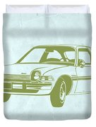 My Favorite Car  Duvet Cover