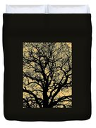 My Friend - The Tree ... Duvet Cover