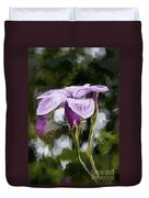 My Summer Flower Duvet Cover