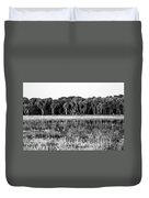 Myakka River Wilderness Duvet Cover
