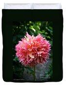 Myrtle's Folly Full Bloom Duvet Cover