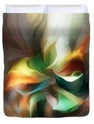 Mysterious Bloom Duvet Cover