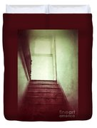 Mysterious Stairway Duvet Cover