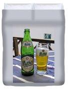 Mythos Beer Duvet Cover