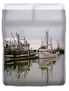 Nafco Fishing Boat Duvet Cover