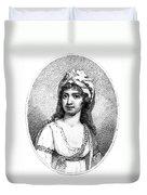Nancy Storace (1765-1817) Duvet Cover