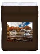 Napanee Harbour One Duvet Cover