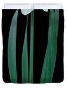 Narcissus Passionale Duvet Cover