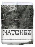 Natchez Duvet Cover