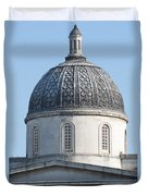 National Gallery Cupola Duvet Cover