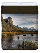 National Park Thailand Duvet Cover