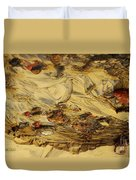 Natural Abstract 3 Duvet Cover