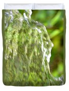 Natural Abstract 36 Duvet Cover
