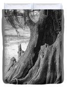 Natural Cypress Duvet Cover