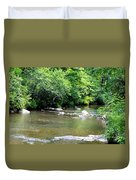 Natural Spring Water Duvet Cover