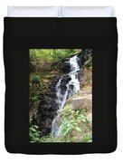 Nature Falls Duvet Cover