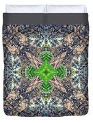 Nature Mandala Duvet Cover