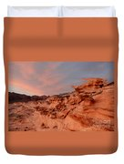 Natures Artistry At Little Finland Duvet Cover