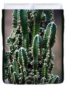 Nature's Cactus Abstract 2 Duvet Cover