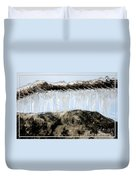 Natures Ice Sculptures 6 Duvet Cover