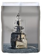Naval Joint Operations V6 Duvet Cover