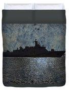 Naval Joint Ops V3 Duvet Cover