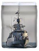 Naval Joint Ops V5 Duvet Cover