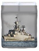 Naval Joint Ops V8 Duvet Cover