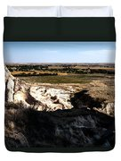 Nebraska Plains Duvet Cover