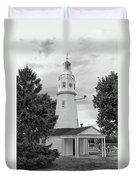 Neenah Lighthouse  8390 Duvet Cover