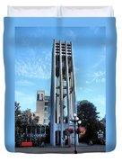 Netherlands Centennial Carillon Duvet Cover