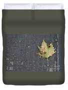 Never Wanted To Come Down Duvet Cover