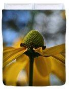 New Cone Flower Duvet Cover
