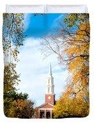 New England Style Duvet Cover