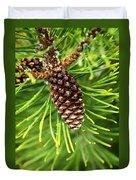 New Pine Duvet Cover
