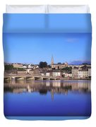 New Ross, Co Wexford, Ireland Duvet Cover
