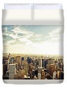New York City Duvet Cover