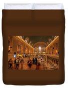 New York Grand Central Duvet Cover