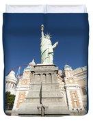 New York Hotel Duvet Cover