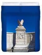 New York Monument Duvet Cover