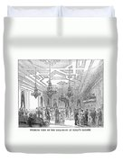 New York: Opera House Duvet Cover