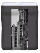New York Reflections 1 Duvet Cover