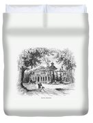 New York State: House Duvet Cover