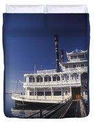 Newport Harbor Nautical Museum - 1 Duvet Cover