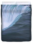 Niagara Horseshoe Falls Ontario. No 86 Duvet Cover