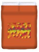 Nickel Oxide Duvet Cover