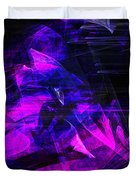 Night Rider . Square . A120423.936.693 Duvet Cover